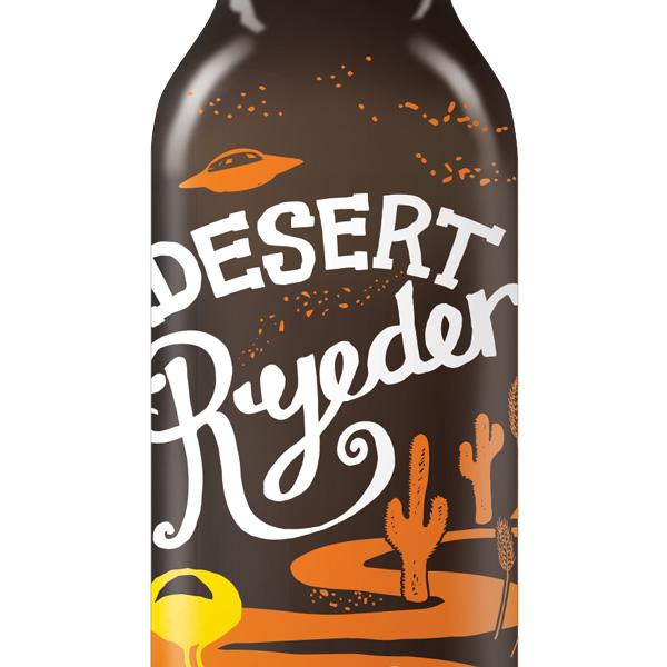 Desert Ryeder