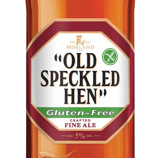 """Gluten-free """"Old Speckled Hen"""""""
