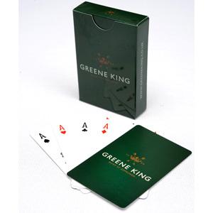 Greene King Playing Cards