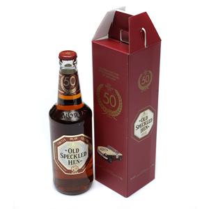 Old Speckled Hen Boxed Bottle
