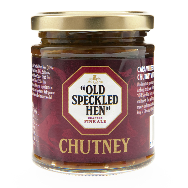 Old Speckled Hen Chutney