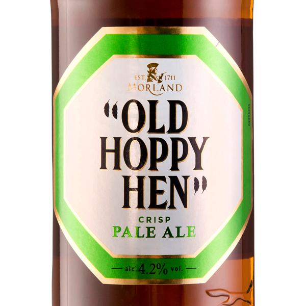 Old Hoppy Hen