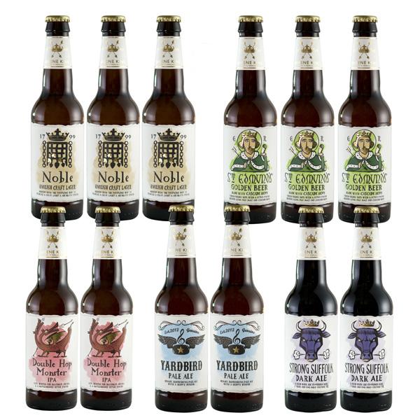 Greene King Craft Beer Gift Pack
