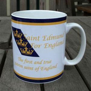 St Edmund for England Mug