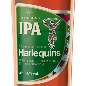 Greene King IPA - Harlequins