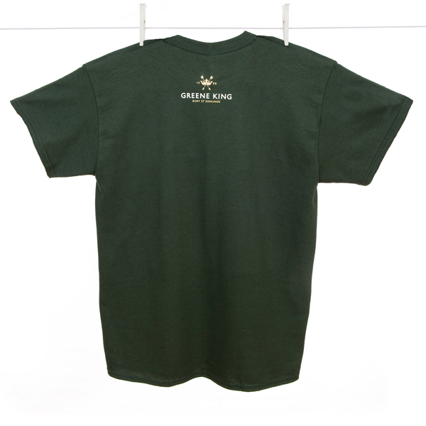 Beer Taster T Shirt - Green