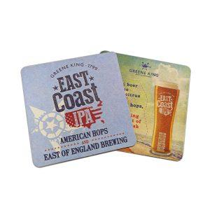 East Coast IPA Beer Coasters