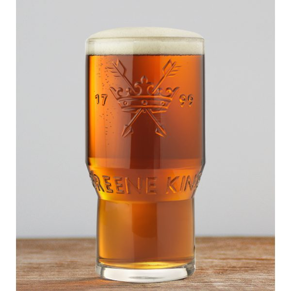 Greene King Pint Glass