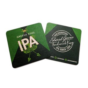 Greene King IPA Beer Coaster