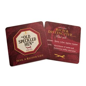 Old Speckled Hen Drip Mat