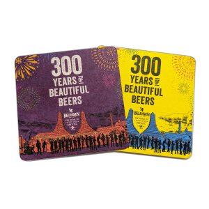 Belhaven 300 Birthday Drip Mats