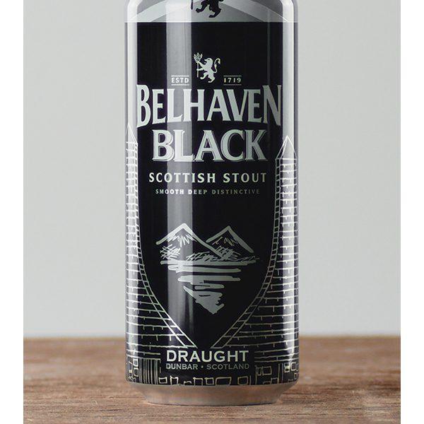 Belhaven Black Can Close