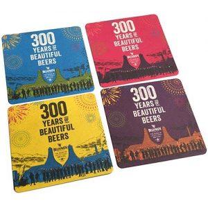 Belhaven Beer Coasters