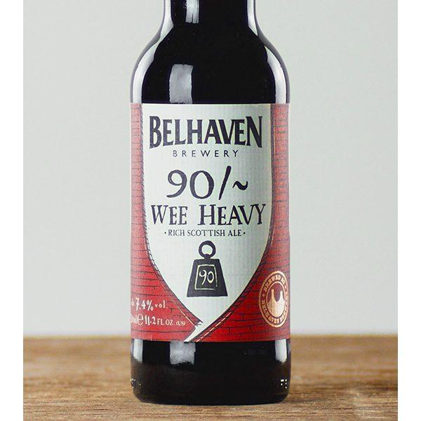 Belhaven Wee Heavy Close