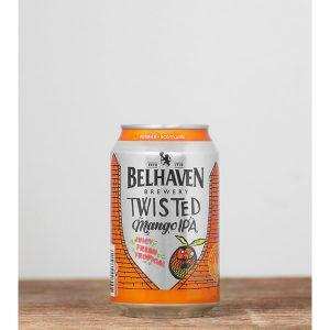 Belhaven Twisted Mango IPA
