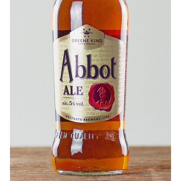 Greene King Abbot Ale