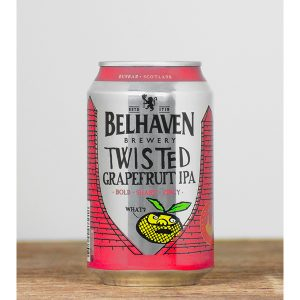 Belhaven Twisted Grapefruit IPA