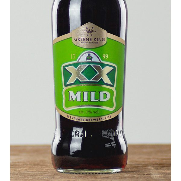 Greene King XX Mild