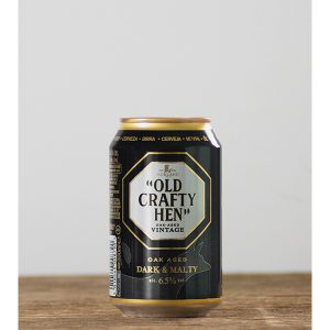 Old Crafty Hen can