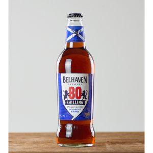 Belhaven 80 Shilling