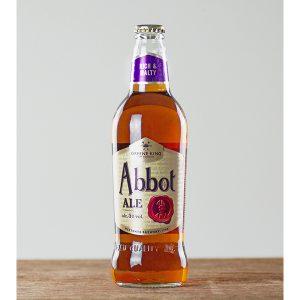 Abbot Ale 500ml Bottle