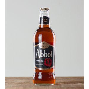 Abbot Reserve 500ml bottle