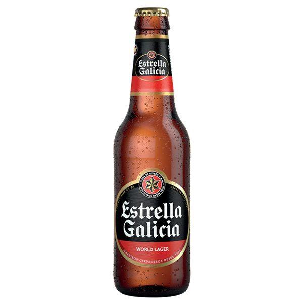 Estrella Galicia World Lager
