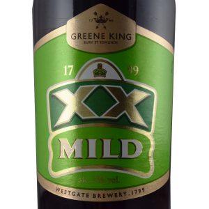 Greene King XX Mild
