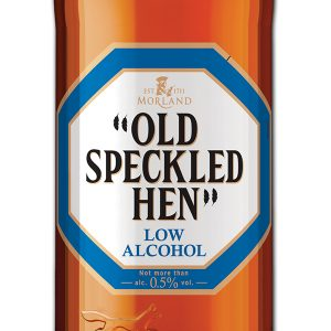 Low Alcohol Old Speckled Hen Close