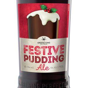 Greene King Festive Pudding Ale