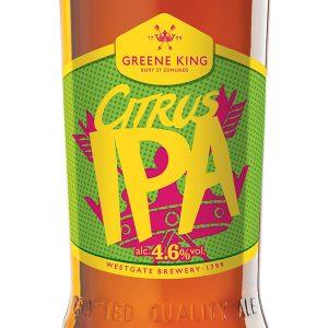 Greene King Citrus IPA