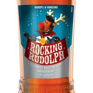 Hardy & Hansons Rocking Rudolph