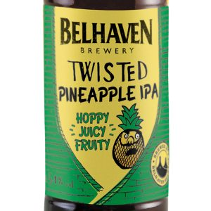 Belhaven Twisted Pineapple IPA