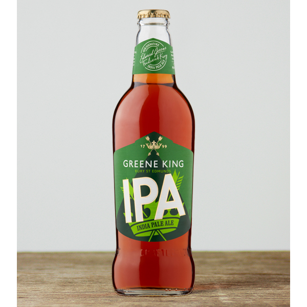 Greene King IPA 500ml bottle