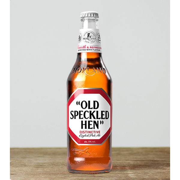 Old Speckled Hen 500ml bottle