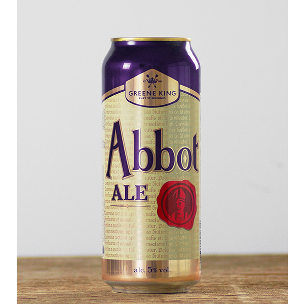 Abbot Ale Can