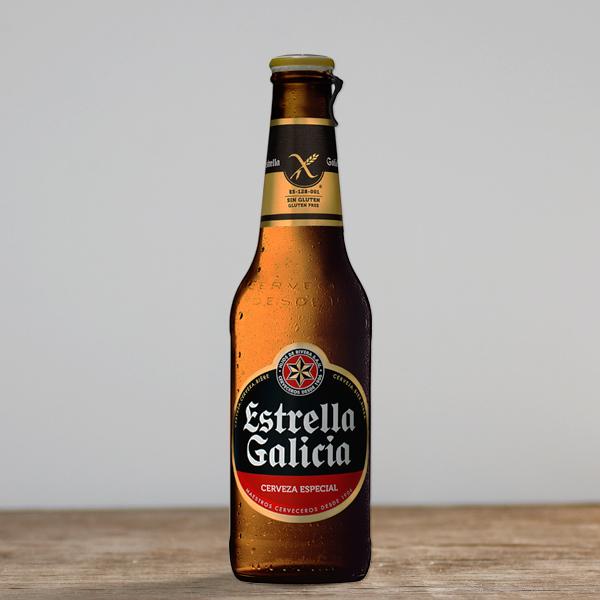 Estrella Galicia Gluten-Free Lager