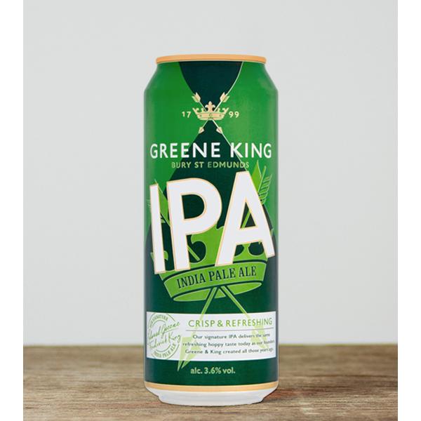 Greene King IPA Can