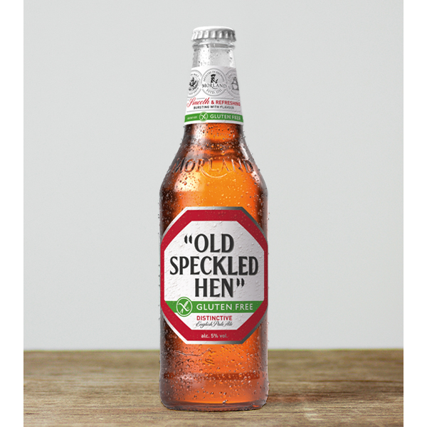 Gluten-free Old Speckled Hen