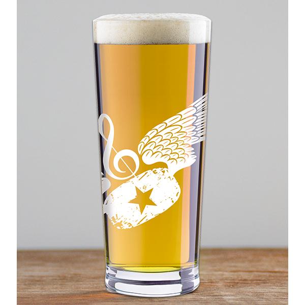 Yardbird Pint Glass