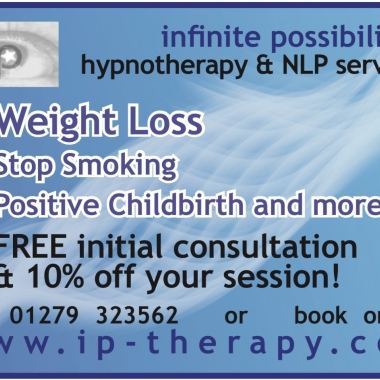 Infinite possibilities hypnotherapy