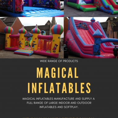 MAGICAL INFLATABLES