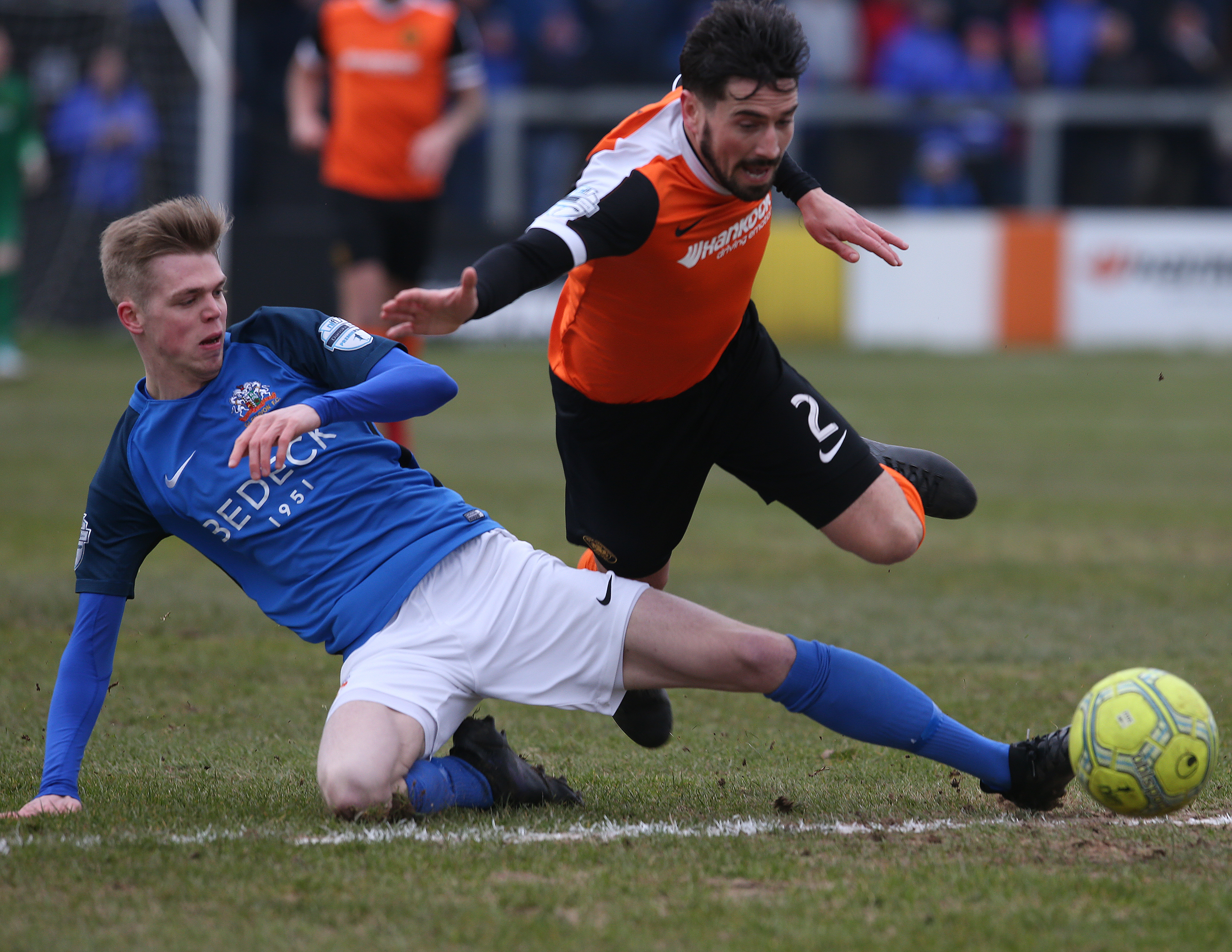 Preview: Carrick Rangers v Glenavon