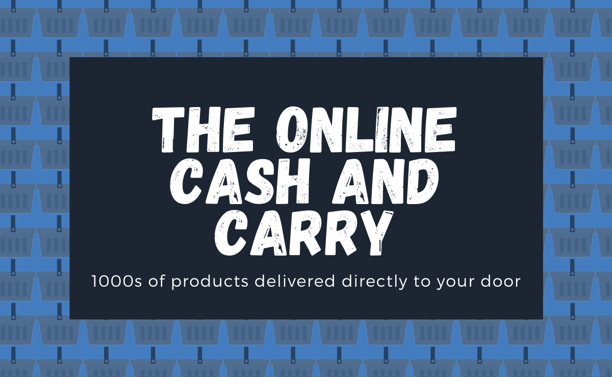 THE Online Cash and Carry