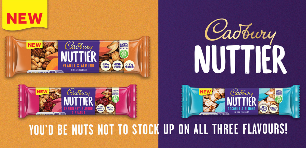 Nuttier Bar