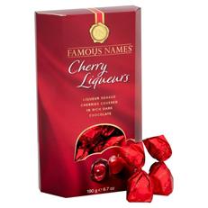 FAMOUS NAMES CHERRY LIQUEURS 190g