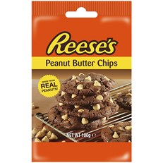 REESE'S PEANUT BUTTER CHIPS FOR BAKING 100g