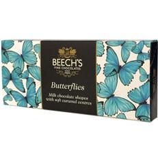BEECH'S MILK CHOCOLATE BUTTERFLIES 100g
