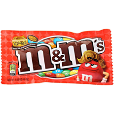 USA M&M'S PEANUT BUTTER 46g