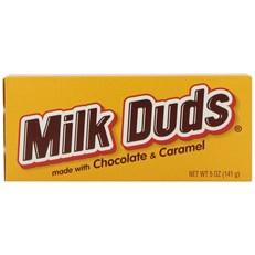USA MILK DUDS CHOCOLATE & CARAMEL 141g